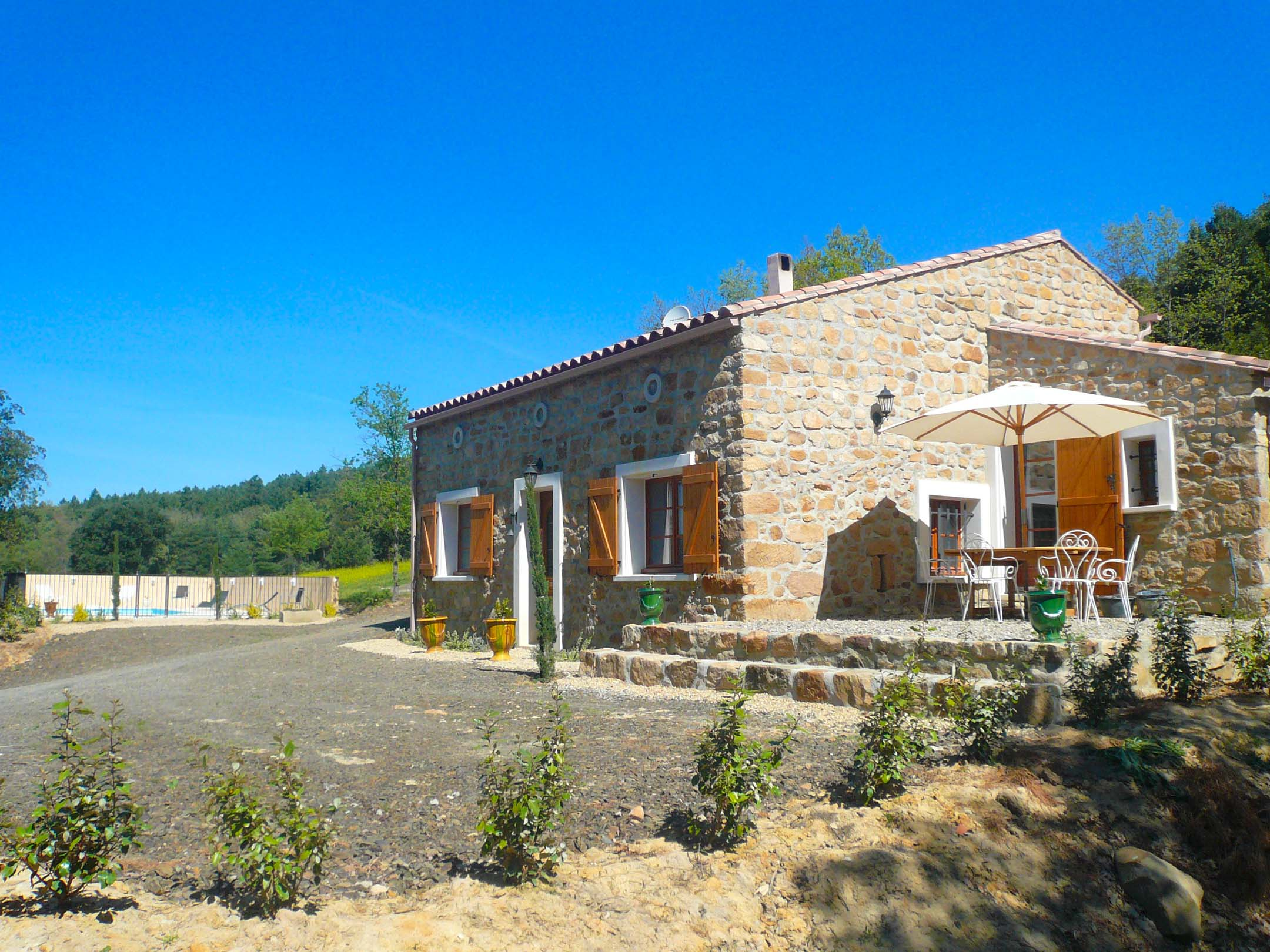 location maisons villas sud France AR11  Gite AMIOTE