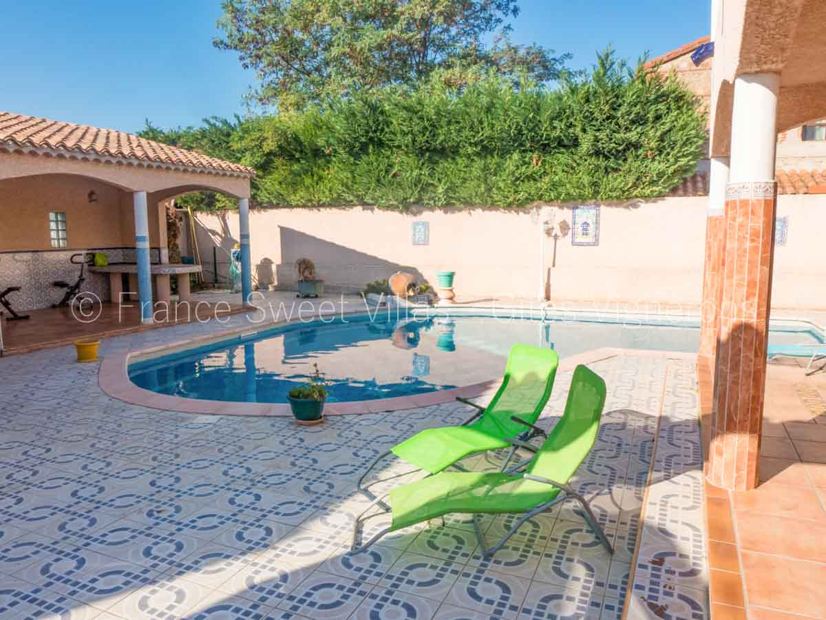 location maisons villas sud France PR24 Maison PAOLILLE
