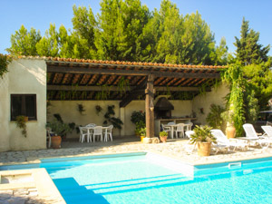 location gites piscine vignoble AC03 Maison ACIMEA