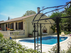 location maisons villas sud France HCP03 Maison HAPIANE