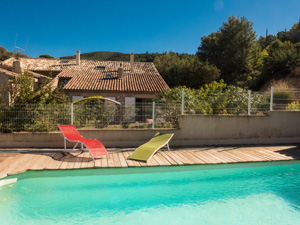 location gites piscine vignoble AC09 Gite AMONILLE