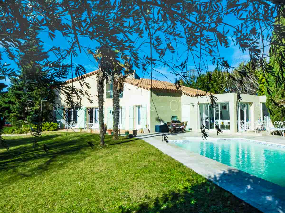 location maisons villas sud France AN41 Villa ASSEMIONE