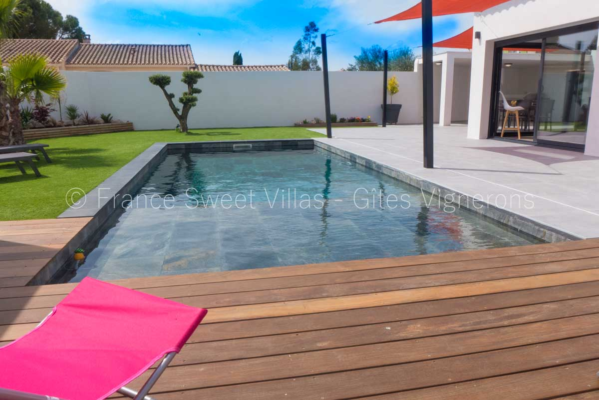 location maisons villas sud France GCN10 Villa GEIKNEA