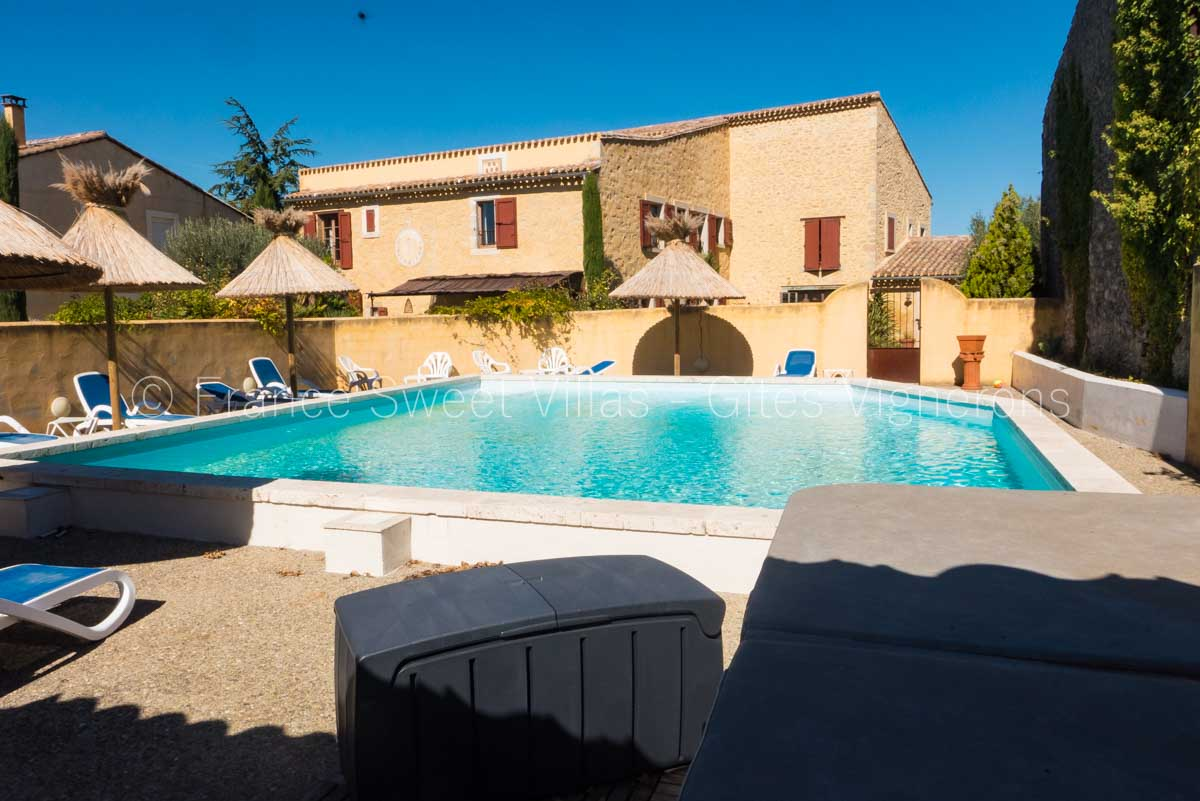 location-gites-piscine-vignoble AR22 Mas Authentic