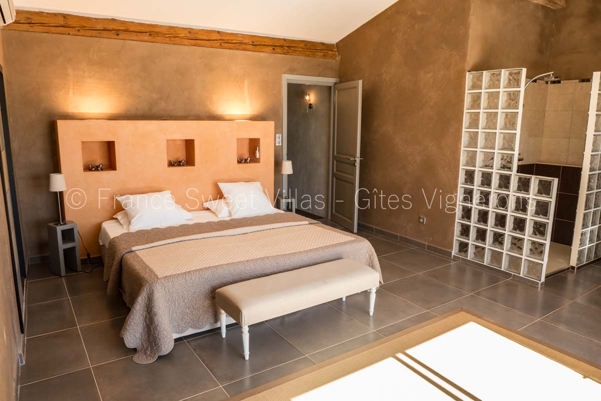 location maisons villas sud France AR23 Mas ANNISEE