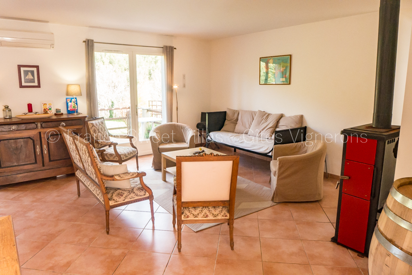 location maisons villas sud France AC25 Maison AUREONNE